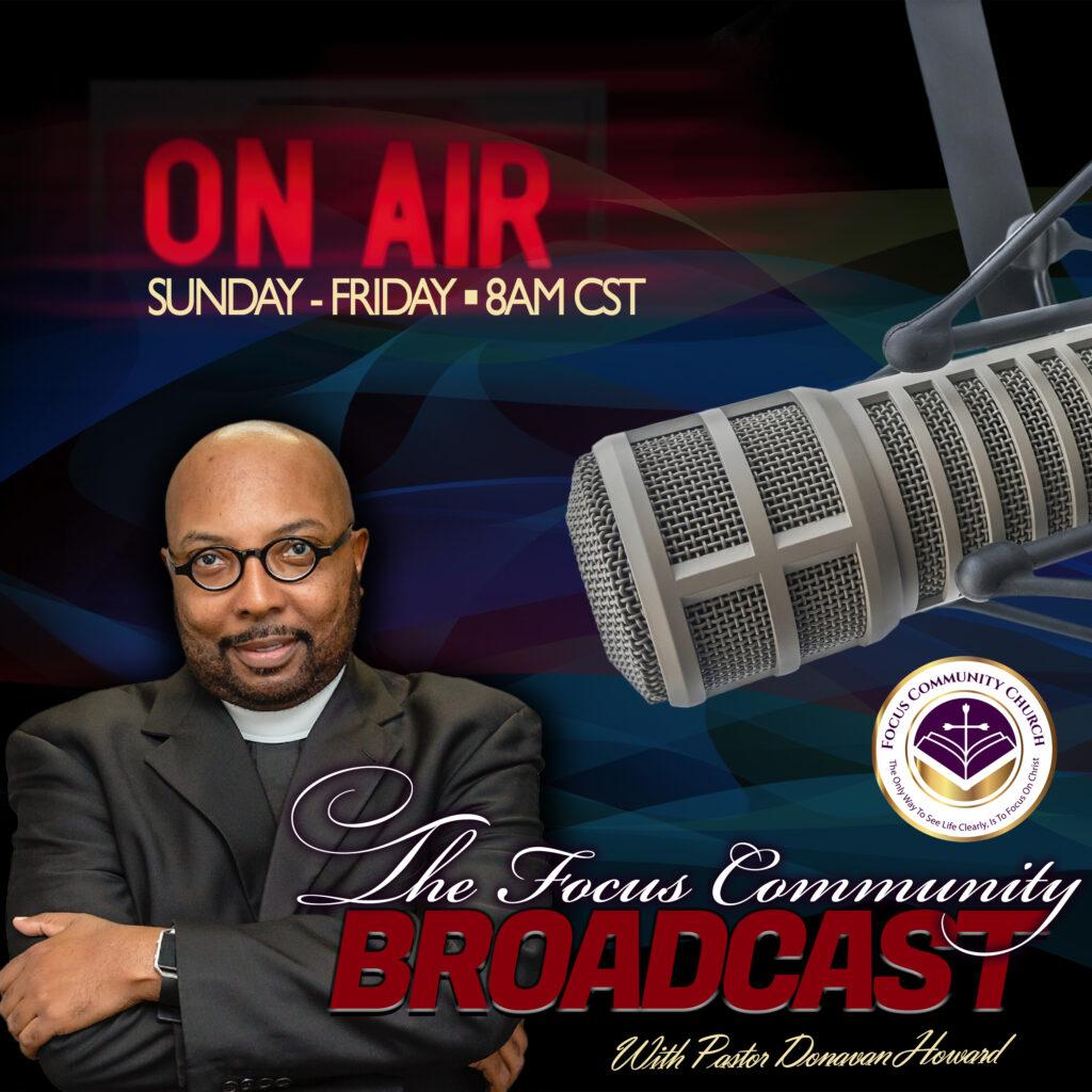 Focus Community Church - GPG RADIO PROMO