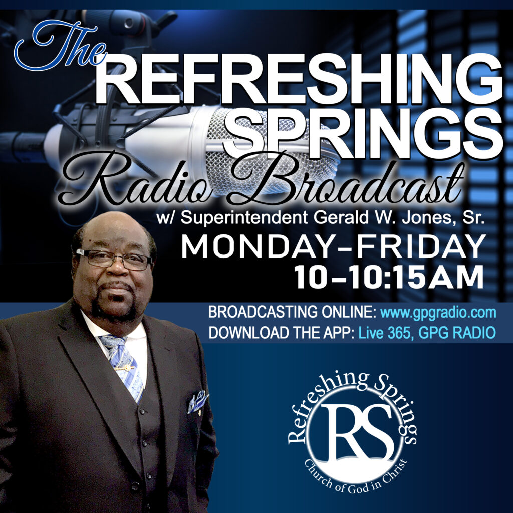 The Refreshing Springs Radio Broadcast