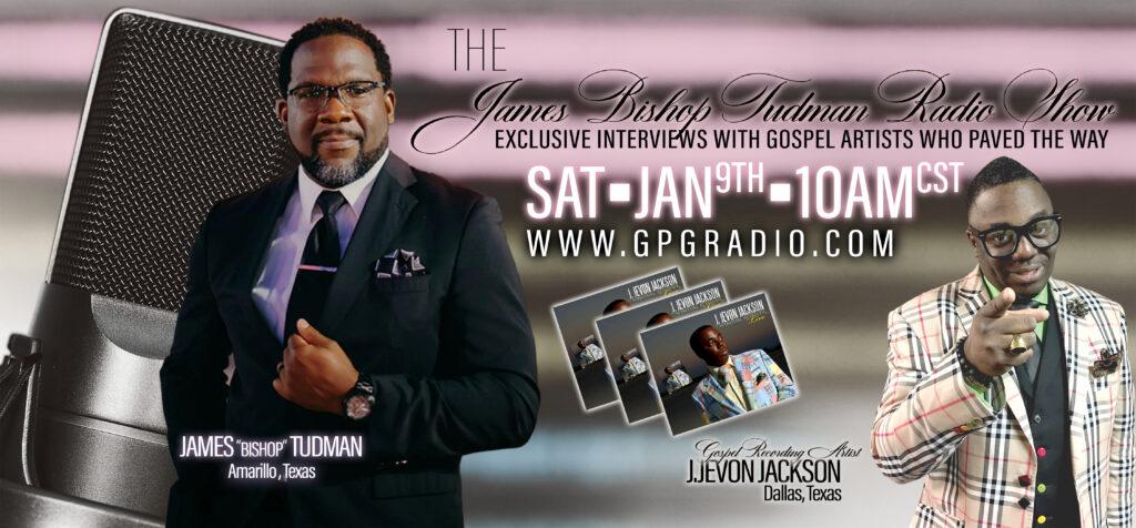 ' Tudman Radio Show - J. Jevon Jackson